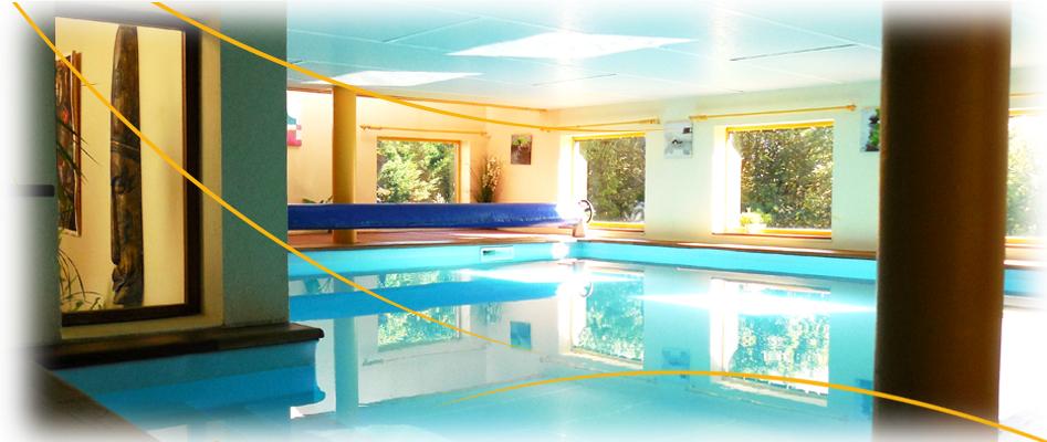G te les issards - Gite bourgogne piscine interieure ...